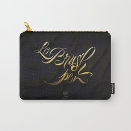 Le Brush Pen Carry-All Pouch