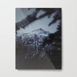 Eagle River Trail Metal Print