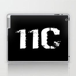 11C Indirect Fire Infantryman (Mortarman) Laptop & iPad Skin