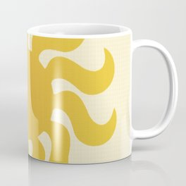 Knitted sun Coffee Mug