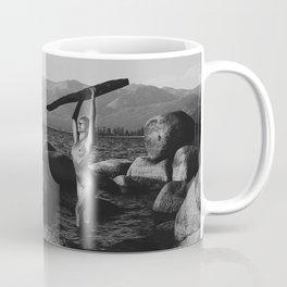 Nik in Tahoe Coffee Mug