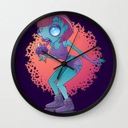 Brainfreeze Wall Clock