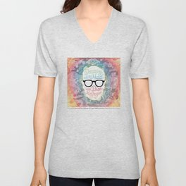 Dreaming Like Mad with Dion McGregor (Cover) Unisex V-Neck