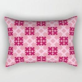 Aztlan Cuauhtli 03 Rectangular Pillow