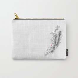 Keuka Lake Home Carry-All Pouch