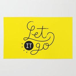 Let it go Rug