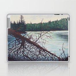 Raven Lake, Algonquin Park Laptop & iPad Skin