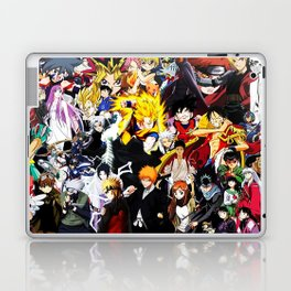 anime all Laptop & iPad Skin