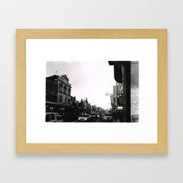 2042 Framed Art Print