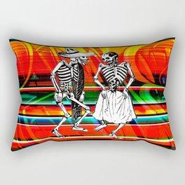 PastPresent Calaveras Rectangular Pillow