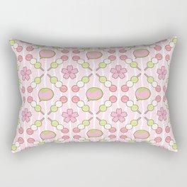 Hanami Nummies | Blush Rectangular Pillow