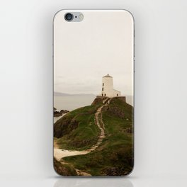 Tŵr Mawr Lighthouse iPhone Skin