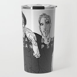 We're Just Resurrection Men Travel Mug