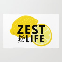 Zest for Life Rug