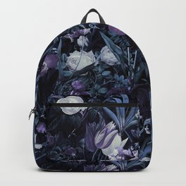 EXOTIC GARDEN - NIGHT XII Backpack