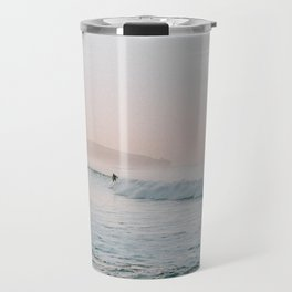 summer waves Travel Mug