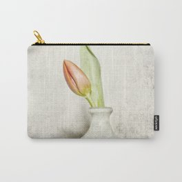 Single Tulip Still Life Carry-All Pouch