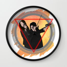 Root and Shaw 4AF Wall Clock