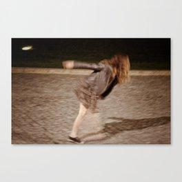 Equilibre Canvas Print