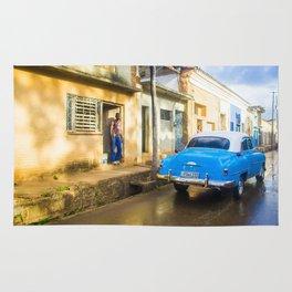 Cuba street Rug
