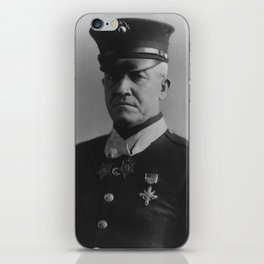 Sergeant Major Dan Daly iPhone Skin