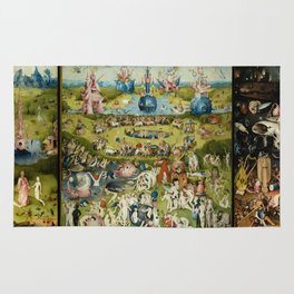 The Garden of Earthly Delights Rug