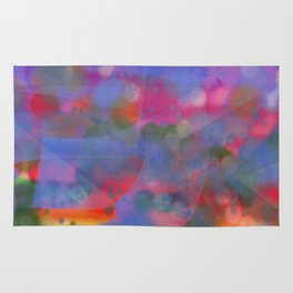 Bright Sky Abstract Rug