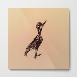 Bird, species unknown Metal Print