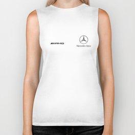 Benz Racing Amg car  t-shirts Biker Tank