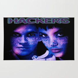 Dont Mess With Hackers Rug