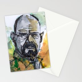 Walter White Stationery Cards