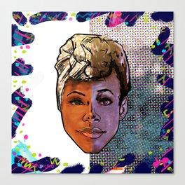 Nola y Nola Canvas Print