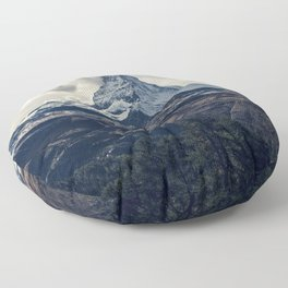 Crushing Clouds Floor Pillow