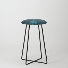 Star Map :: City Lights Counter Stool