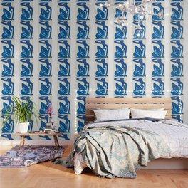 Blue Nude Wallpaper