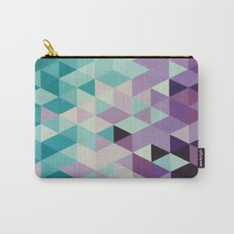 Triangles are my favourite shape Carry-All Pouch