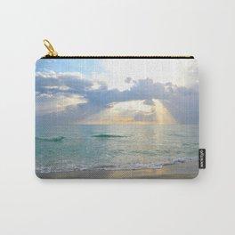 Beach #7 Carry-All Pouch