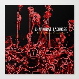 Chaparral Lacrosse Stix Canvas Print