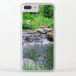 Get Comfortable Clear iPhone Case