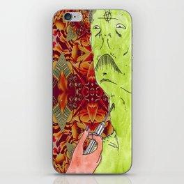 Heroine-Pump iPhone Skin