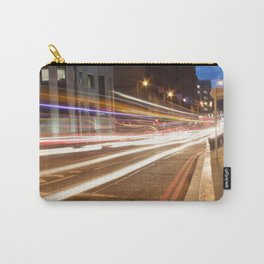 Edinburgh West End light trails Carry-All Pouch