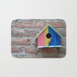 Birdhouse 2 Bath Mat