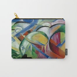 """Franz Marc """"The Sheep"""" Carry-All Pouch"""