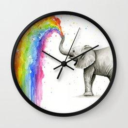 cute wall clocks society6