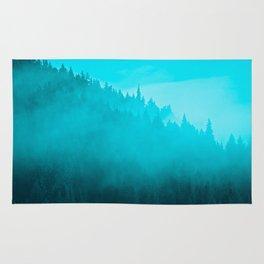 Early Morning Mist - II Rug