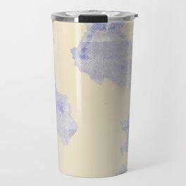 Cloudy Pixel Travel Mug