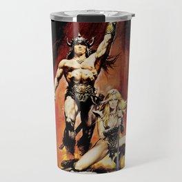 Conan Travel Mug