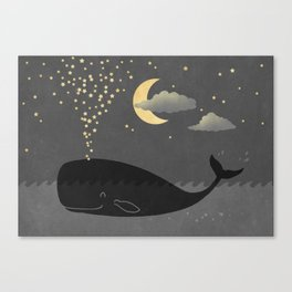 Starmaker - colour option Canvas Print
