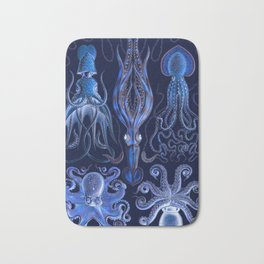 Haeckel Octopi Bath Mat