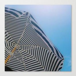 Slanted Canvas Print